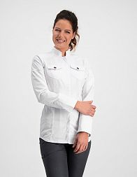 Женский поварской китель Le Nouveau Chef Ladies Texas 10.5013